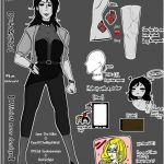 Jane new reference sheet